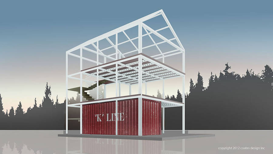 container base