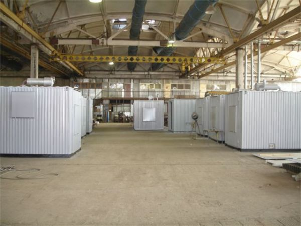 container generateur 11