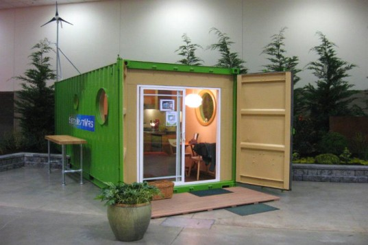 CONTAINER HOME ECO 1