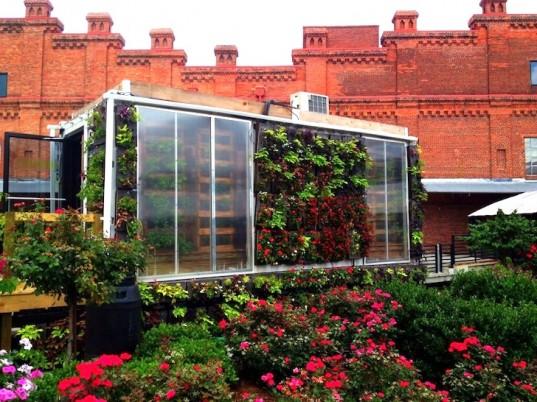 container jardin